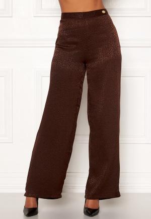 Chiara Forthi Noemi Sleek Pants Brown 44