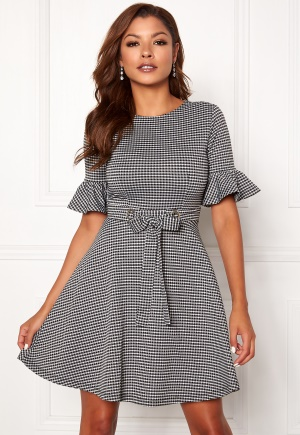 Chiara Forthi Sophie checked dress Checked M