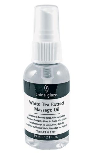 China Glaze China Glaze White Tea Massage One Size
