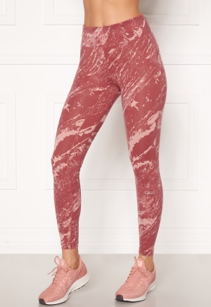 Casall Classic Printed 7/8 Tights 147 Impulsive Pink 36