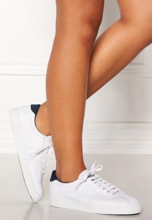 Superga Comfleau Sneakers White-Navy 903 39 (UK6)