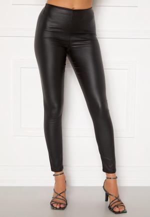 VILA Commit Coated Legging Black XL