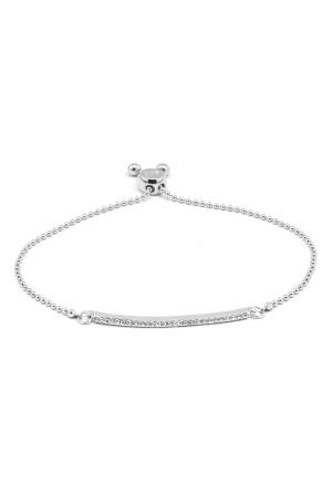 SNÖ of Sweden Corinne Bracelet S/Clear One size