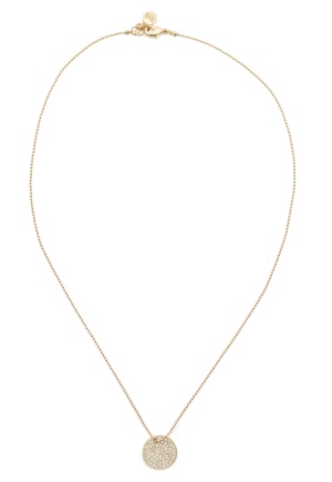 SNÖ of Sweden Corinne Pendant Necklace G/Clear One size