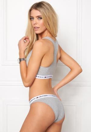 TOMMY HILFIGER Cotton Bikini Iconic 004 Grey Heather L