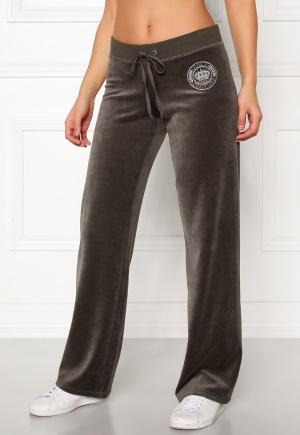 Juicy Couture Crown Velour Mar Vista Pant Tophat XL