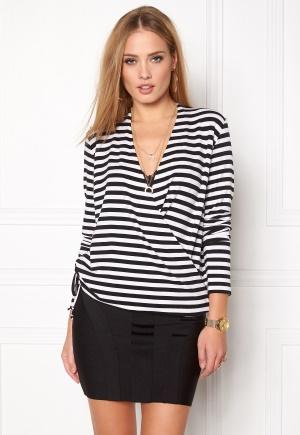 Stylein Croydon Top Striped white XS
