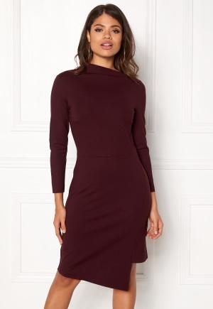 DAGMAR Arcelia Dress Oxblood 34