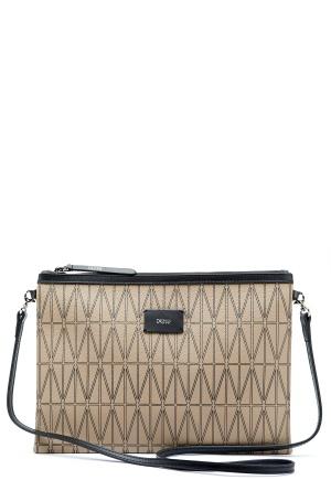 DAGMAR Strap Bag Safari One size