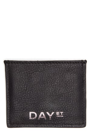 DAY ET Day Patch Card Holder 12000 Black One size