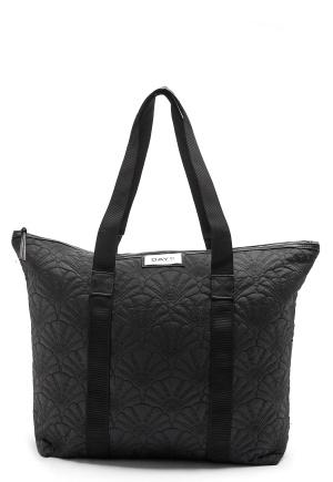 DAY ET Day Gweneth Fan Tone Bag 12000 Black One size