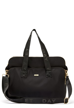 DAY ET Day Logo Band Shopper 12000 Black One size