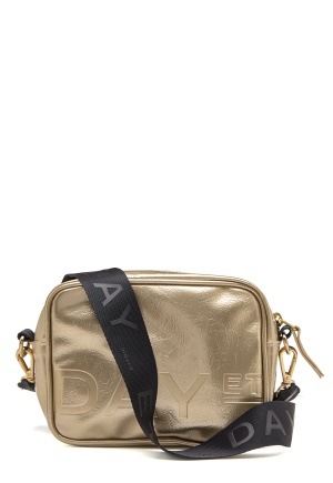 DAY ET Day Patent CPH Bag 07029 Cream Gold One size