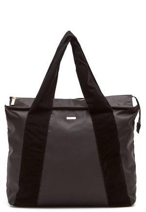 DAY ET Day Velvet Band Bag 12000 Black One size