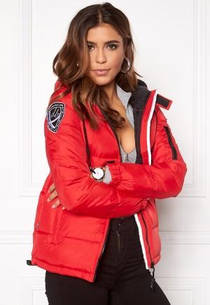 D.Brand Eskimå Jacket Punainen S