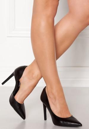 Francesco Milano Decollete Eco Pelle Shoes Nero 35