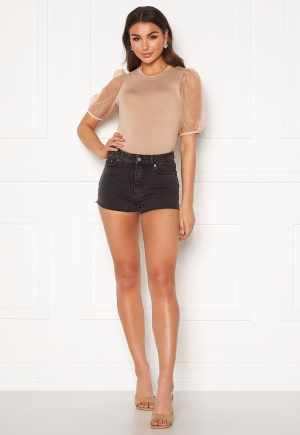 Dr. Denim Skye Shorts Retro Black 30