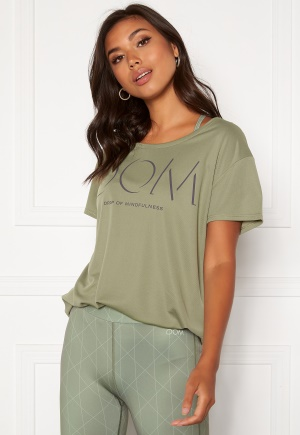 Drop of Mindfulness Bailey Loose Fitted Tee 314 Tea L