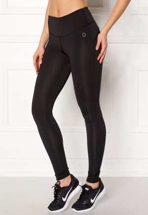 Drop of Mindfulness Bow II Training Tights Black S