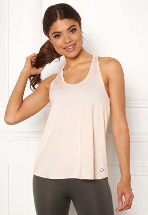 Drop of Mindfulness Cabrini Loose Fit Tank 518 Pink Stone S