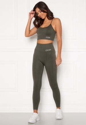 Drop of Mindfulness Cora seamless leggings Dark Olive XS