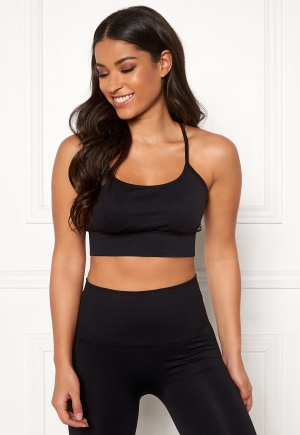 Drop of Mindfulness Trinity Light Fit Bra 001 Black L