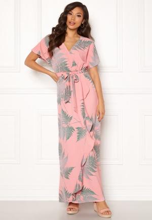 DRY LAKE Bela Long Dress Coco Print XS