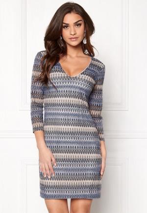 DRY LAKE Fall In Love Dress 400 Blue S
