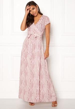 DRY LAKE Nikolina Long Dress Sail Away Print XS