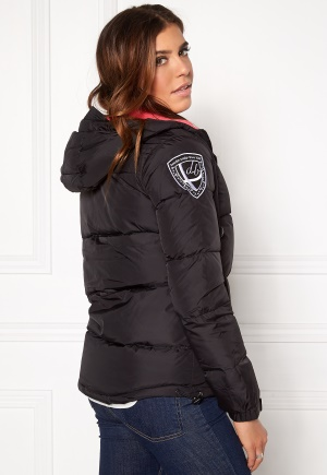 D.Brand Eskimå Jacket Musta/Pinkki M