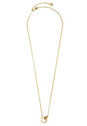 Dyrberg/Kern Ezell Shiny Necklace Gold One size