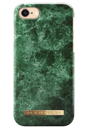 iDeal Of Sweden Fashion Case iPhone Green Marble iPhone 6/7/8 Plus