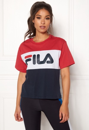 FILA Allison Tee Black Iris L