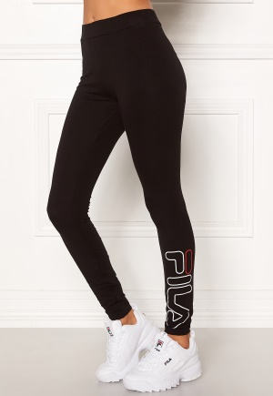 FILA Flexy Leggings 002 Black XS