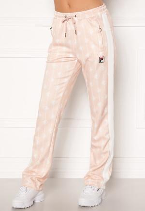 FILA Hamo AOP Track Pants A693 Sepia Rose-Bla XS
