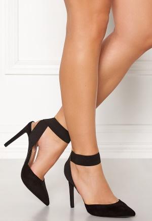 Francesco Milano Fascia High Heel Nero 40