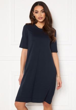 GANT A-Line Jersey Dress Evening Blue XS