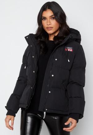 GANT Alta Color Blocked Padded Jacket 5 Black L