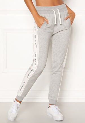GANT Archive Sweat Pants 94 Light Grey Melang S