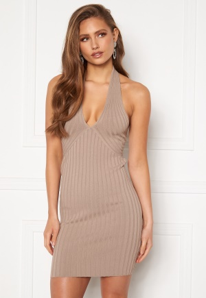 Guess Addy Crossed Dress WAST Warm Stone S
