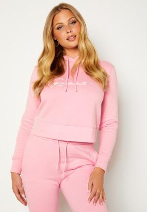 Guess Alexandra Hooded Sweatshirt G6S4 Taffy Light Pin L