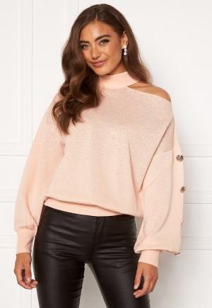 Guess Anna LS Sweater G6Z0 Pink Powder L