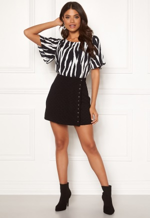 Guess Doreen Skirt Jet Black L