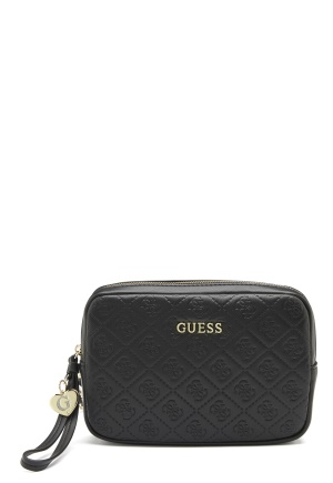 Guess Pant Belt With Pouch Black L