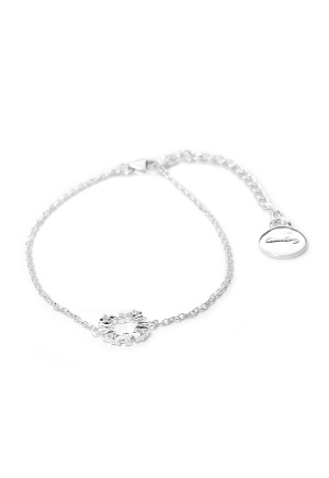 Gynning Jewelry Bricks Explosion Mini Bracelet Silver One size