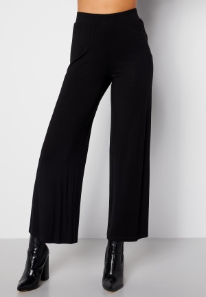 Happy Holly Anne tricot pants Black 48/50
