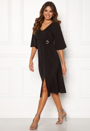 Happy Holly Camille Occasion dress Black 48/50