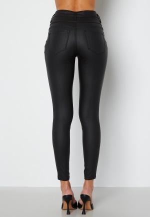 Happy Holly Daniella coated pants  Black 52R