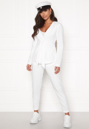 Happy Holly Florence trousers White 52