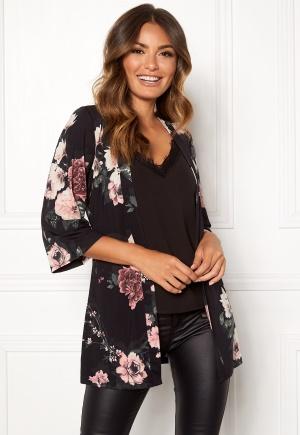 Happy Holly Hazel jacket Patterned / Black 44/46 Happy Holly